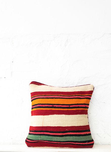 Berber stripe pillow 403