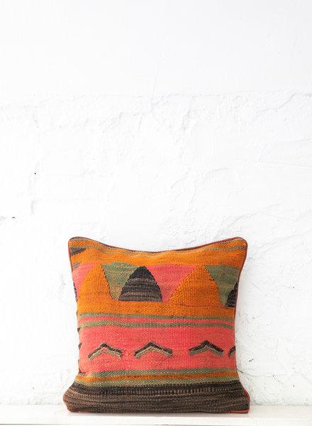 Berber stripe pillow 405
