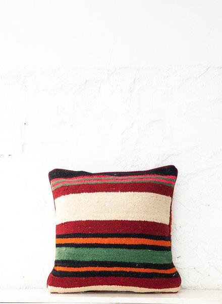 Berber stripe pillow 408