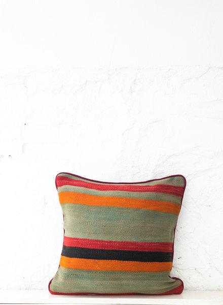 Berber stripe pillow 409