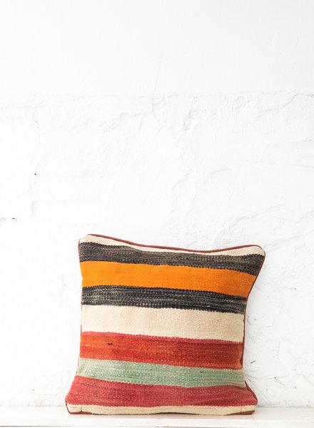 Berber stripe pillow 410