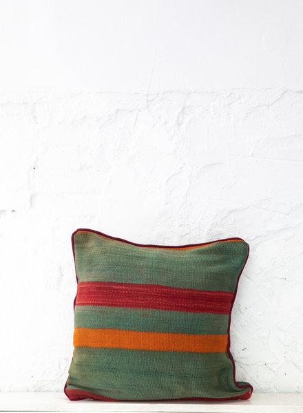 Berber stripe pillow 415