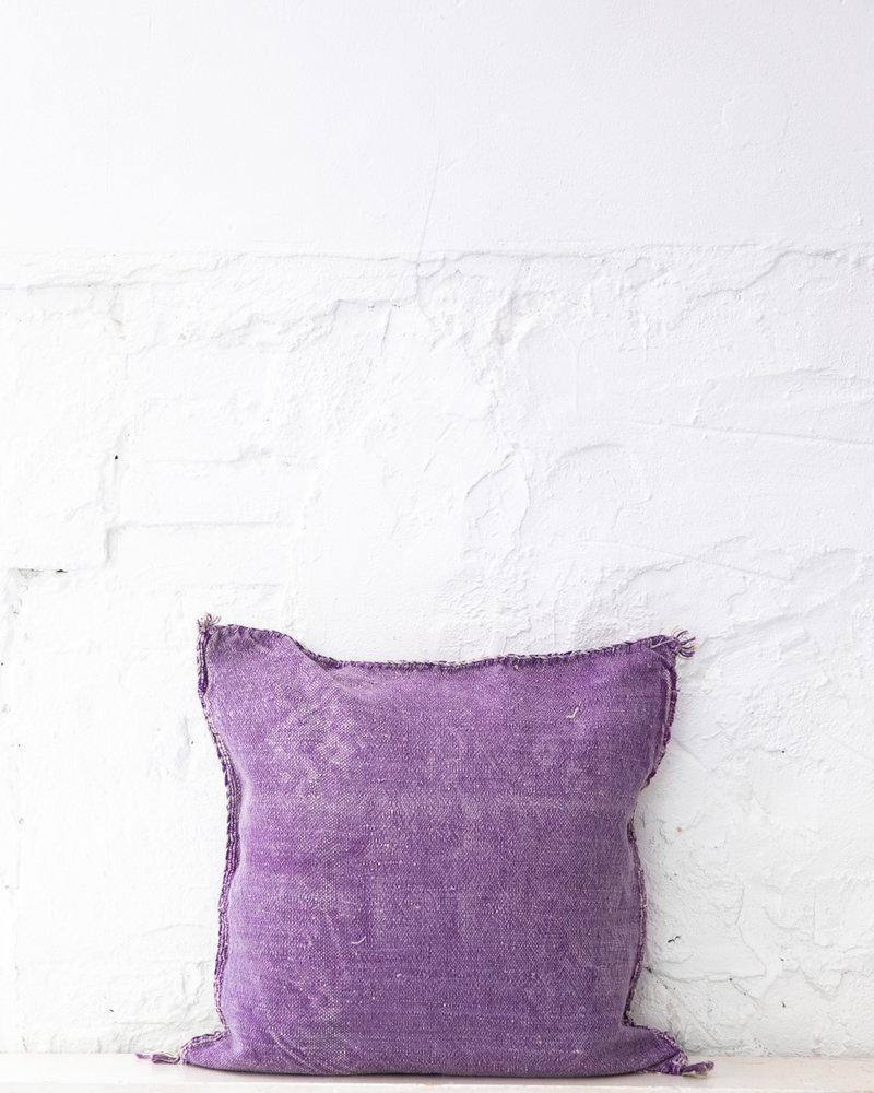 Vegan silk cactus pillow 252
