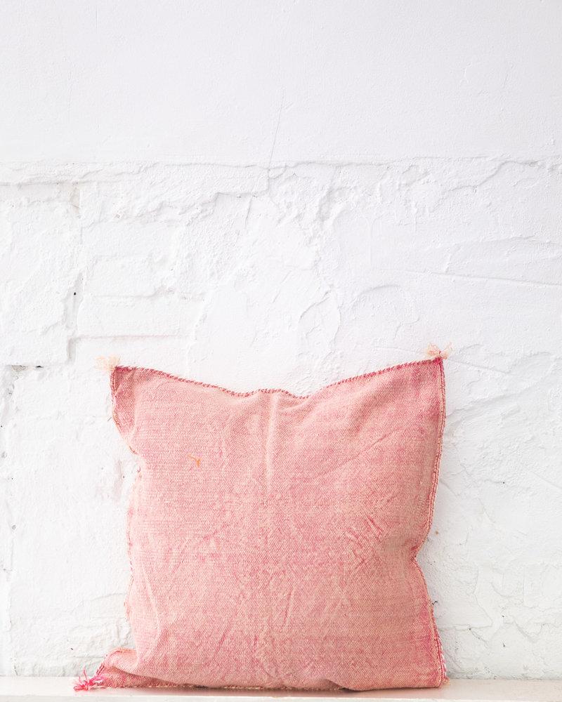 Vegan silk cactus pillow 257
