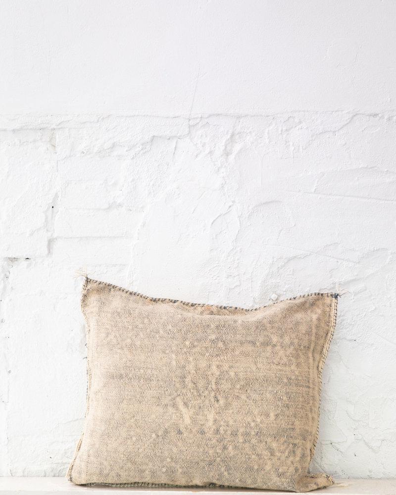 Vegan silk cactus pillow 259
