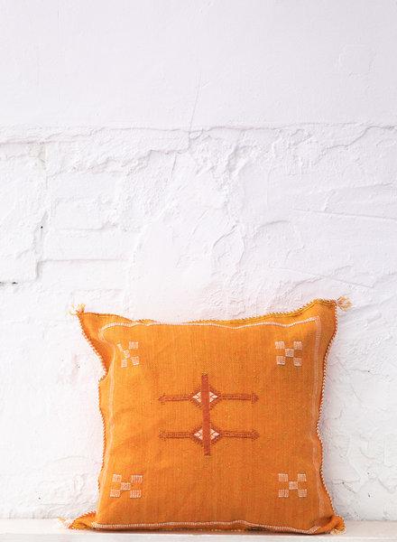 Vegan silk cactus pillow 261