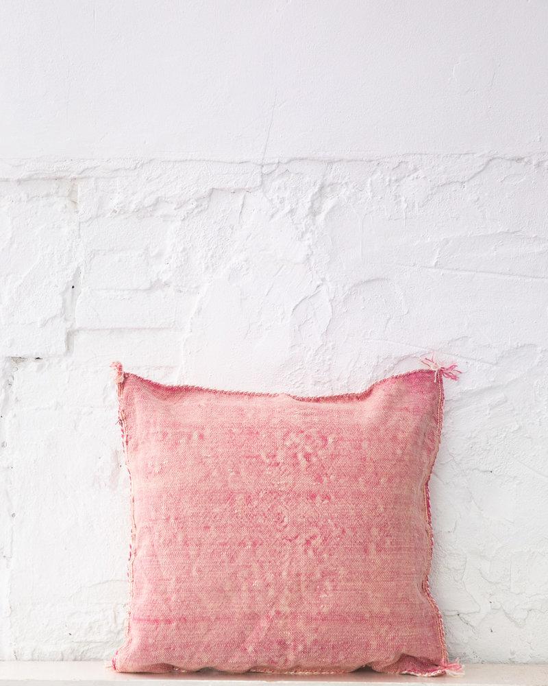 Vegan silk cactus pillow 264