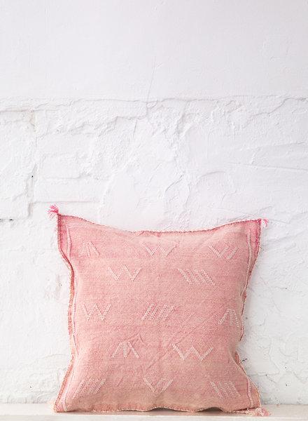 Vegan silk cactus pillow 267