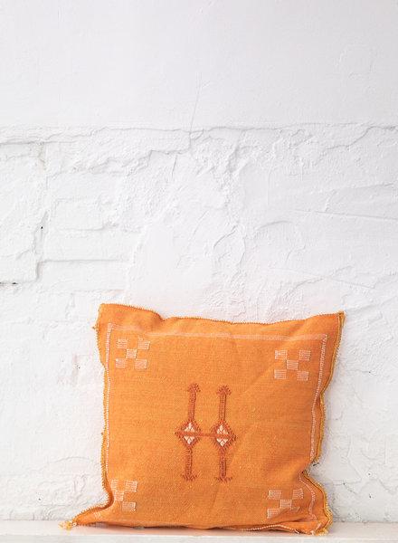 Vegan silk cactus pillow 272