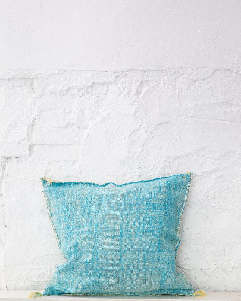 Vegan silk cactus pillow 274