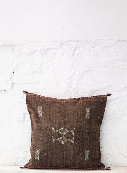 Vegan silk cactus pillow 275