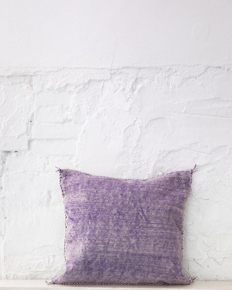 Vegan silk cactus pillow 276