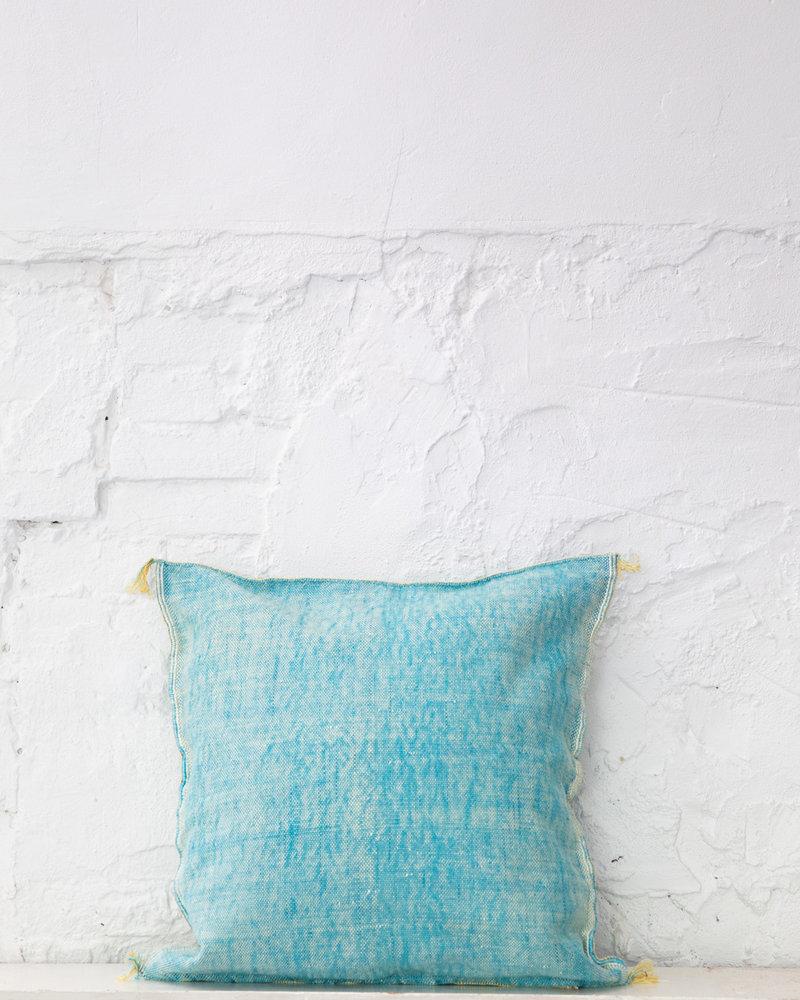 Vegan silk cactus pillow 277