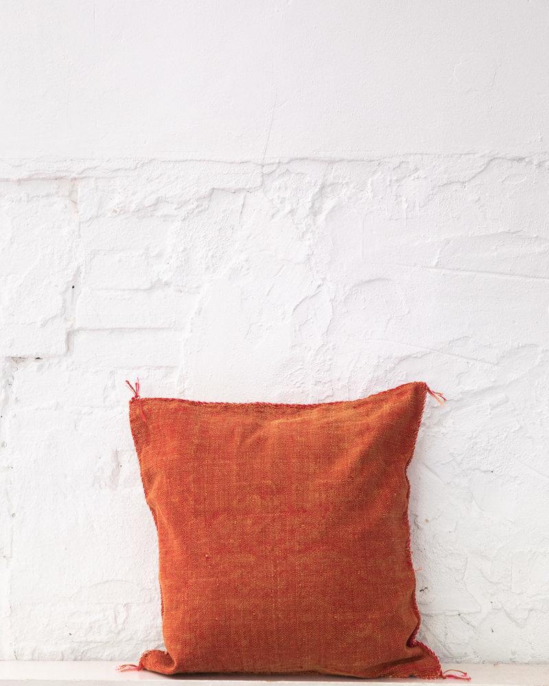 Vegan silk cactus pillow 285