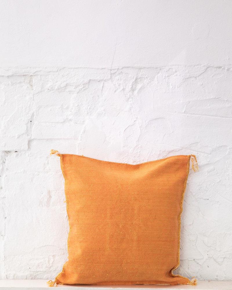 Vegan silk cactus pillow 290