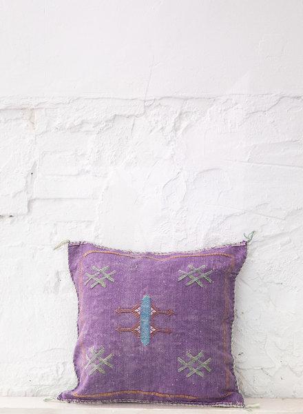 Vegan silk cactus pillow 293