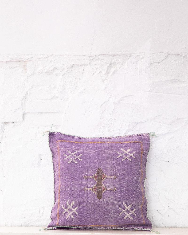 Vegan silk cactus pillow 295