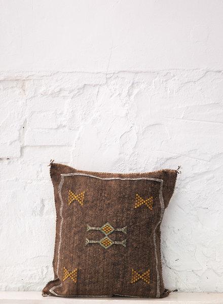 Vegan silk cactus pillow 297