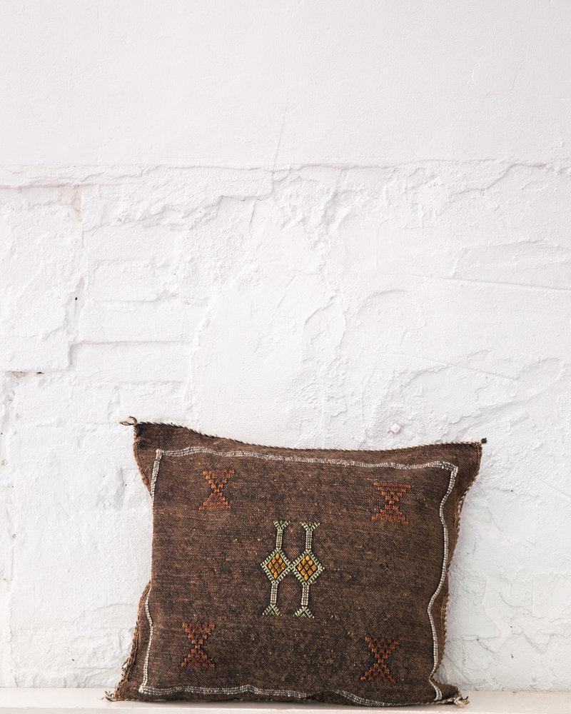 Vegan silk cactus pillow 299
