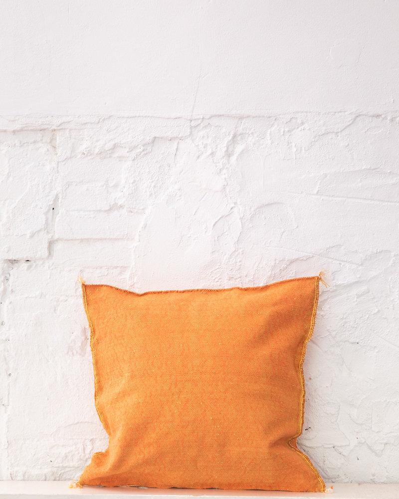 Vegan silk cactus pillow 300