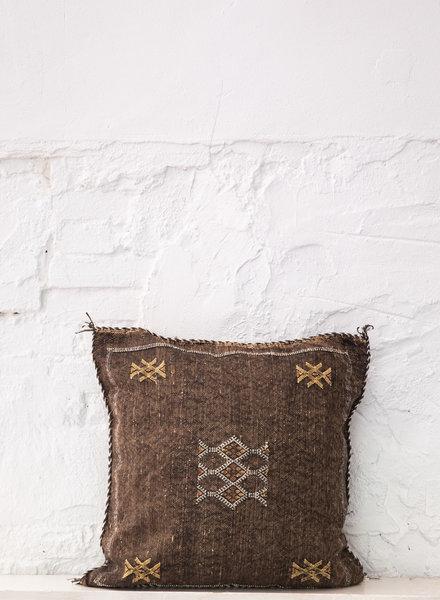 Vegan silk cactus pillow 301