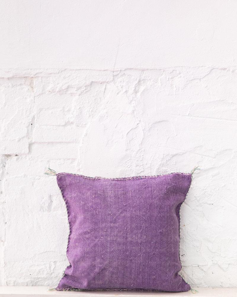 Vegan silk cactus pillow 306