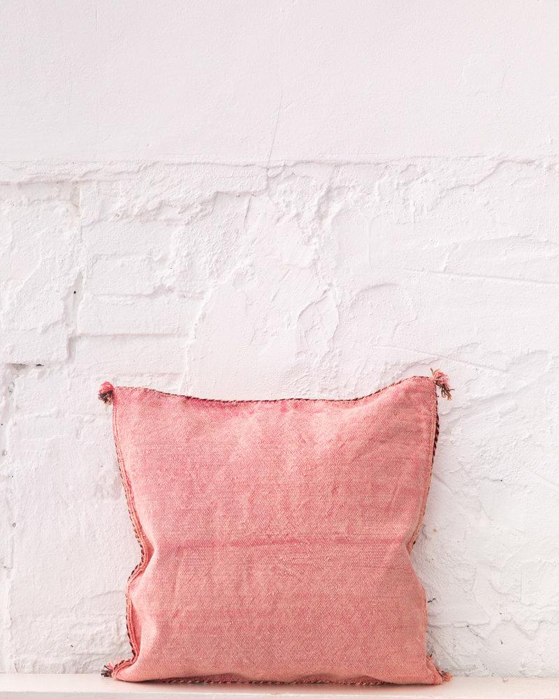 Vegan silk cactus pillow 309