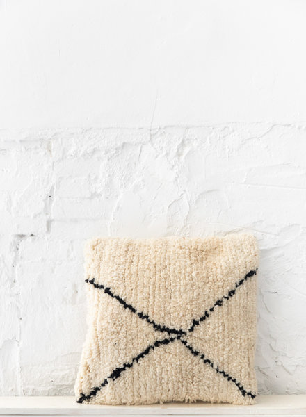 Beni Ouarain pillow