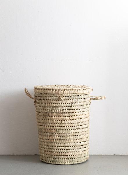 Reed basket - round - XL