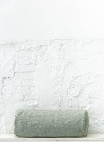 Bolster cotton green