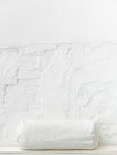 Bolster cotton white