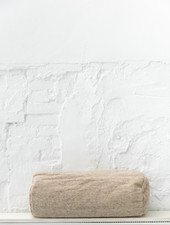 Bolster wool beige