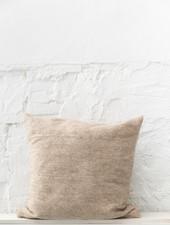 Pillow wool beige XL