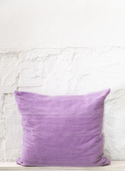 Pillow wool purple - XL