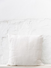Kussen katoen wit - XL