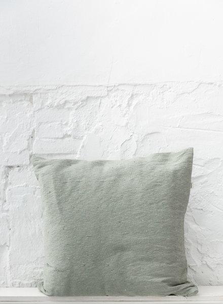 Kussen katoen groen - XL