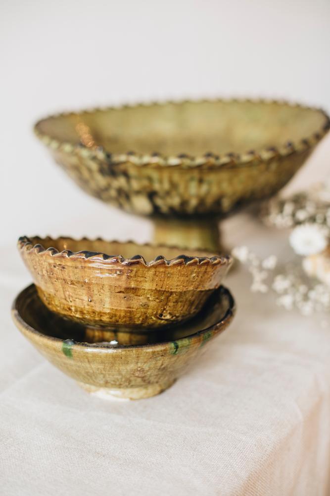marokkaans servies tafel dekken