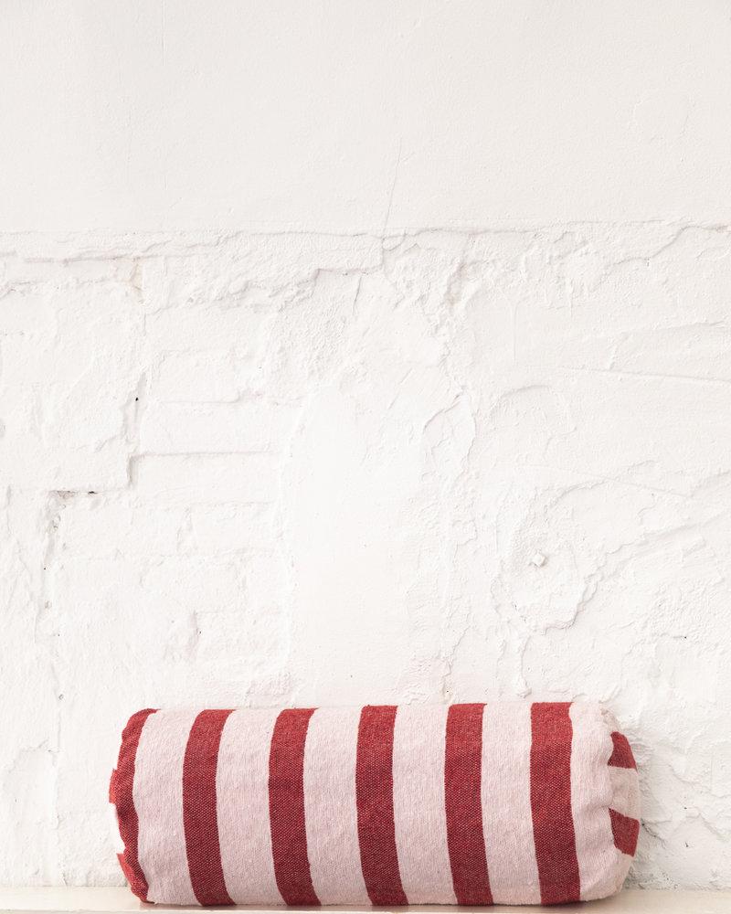 Bolster cotton cherry soft pink