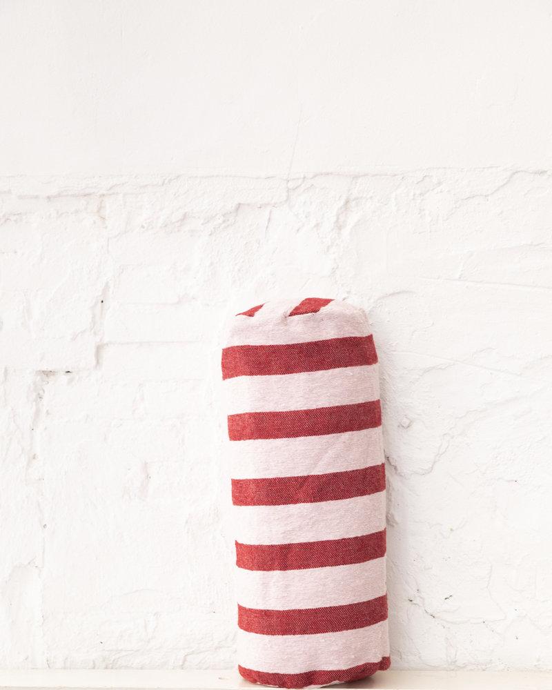 Bolster cotton cherry soft pink (PRE-ORDER)