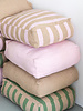 Floor pillow large soft pink