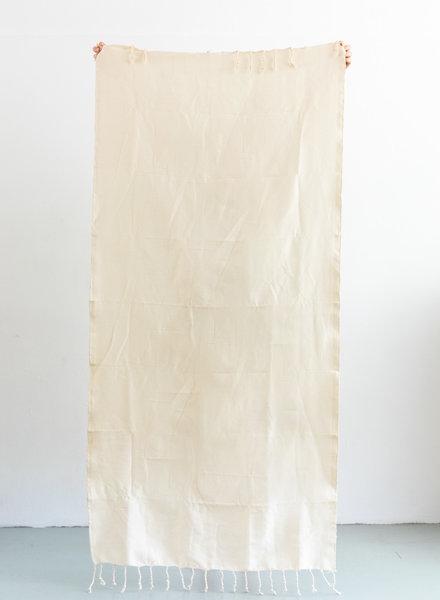 Hammamdoek off-white