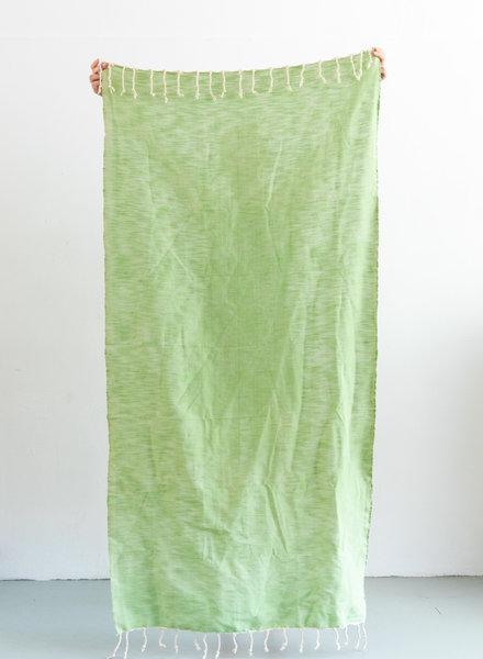 Hammam towel green