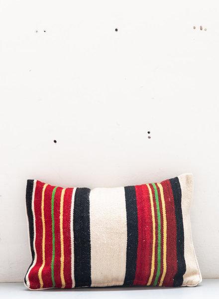 Berber streep kussen XL 484