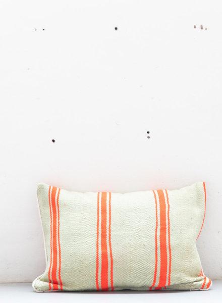 Berber stripe pillow XL 451