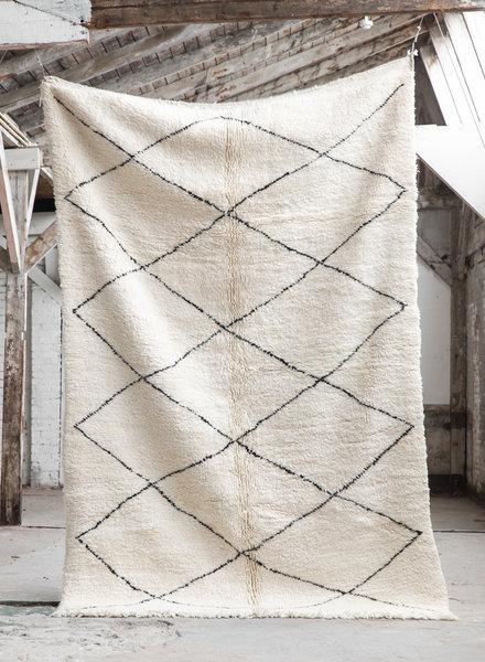 Beni Ouarain tapijt 541