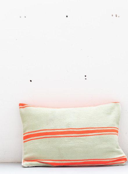 Berber stripe pillow  447