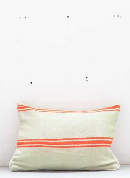 Berber stripe pillow 444