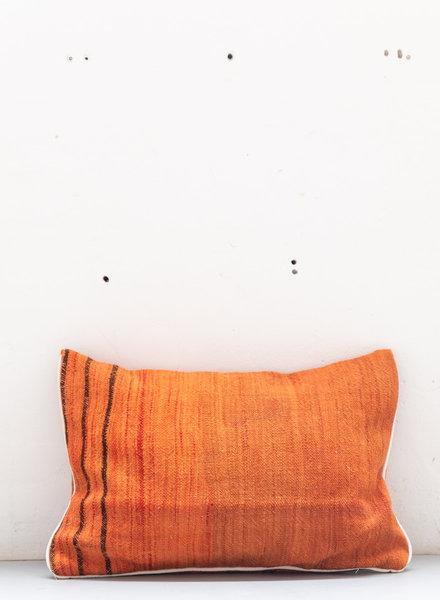 Berber stripe pillow 436