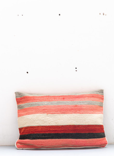 Berber stripe pillow 423