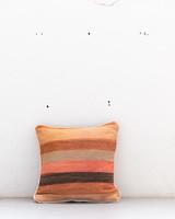 Berber stripe pillow 523